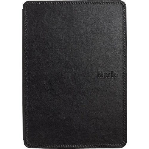 Black Kindle Cover