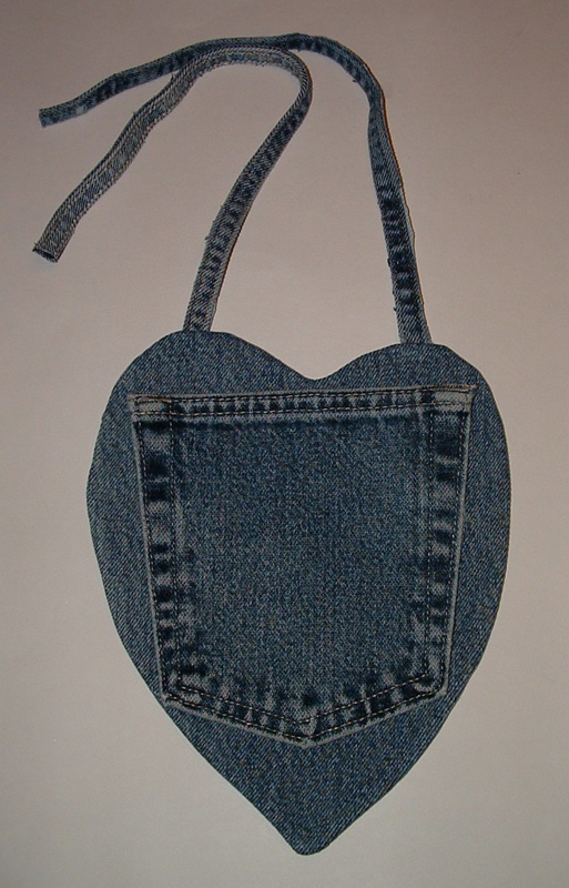 DenimBibPocket