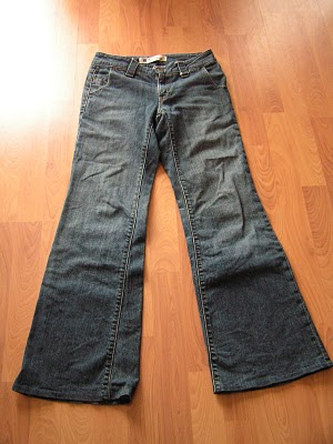 Old Jeans Recycled