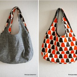 Make a Reversible Denim Bag