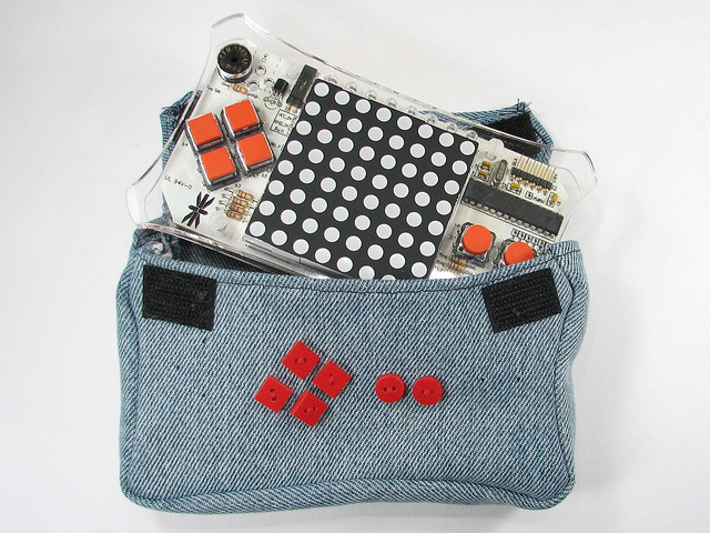 Electronics Cozy or Bag